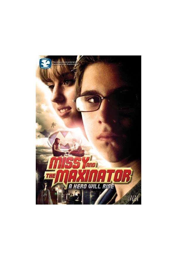 Missy and the Maxinator kapak