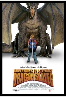 Adventures of a Teenage Dragonslayer kapak