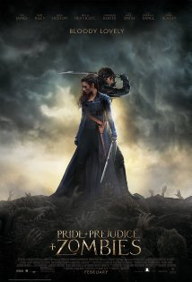 Pride and Prejudice and Zombies kapak