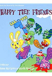 Happy Tree Friends kapak