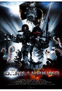 The Dark Lurking kapak