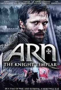 Arn: The Knight Templar kapak