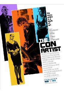 The Con Artist kapak
