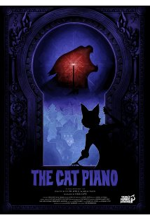 The Cat Piano kapak