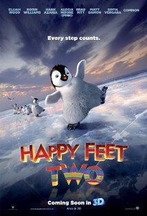 Happy Feet 2 kapak