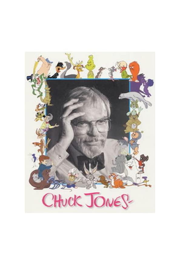 Chuck Jones: Memories of Childhood kapak