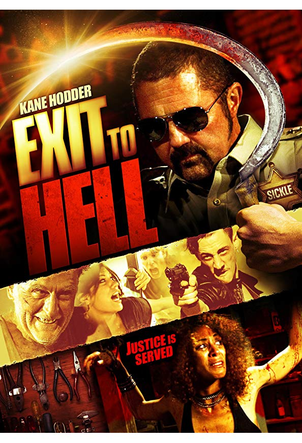 Exit to Hell kapak