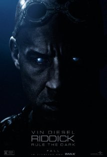 The Chronicles of Riddick: Rule the Dark kapak