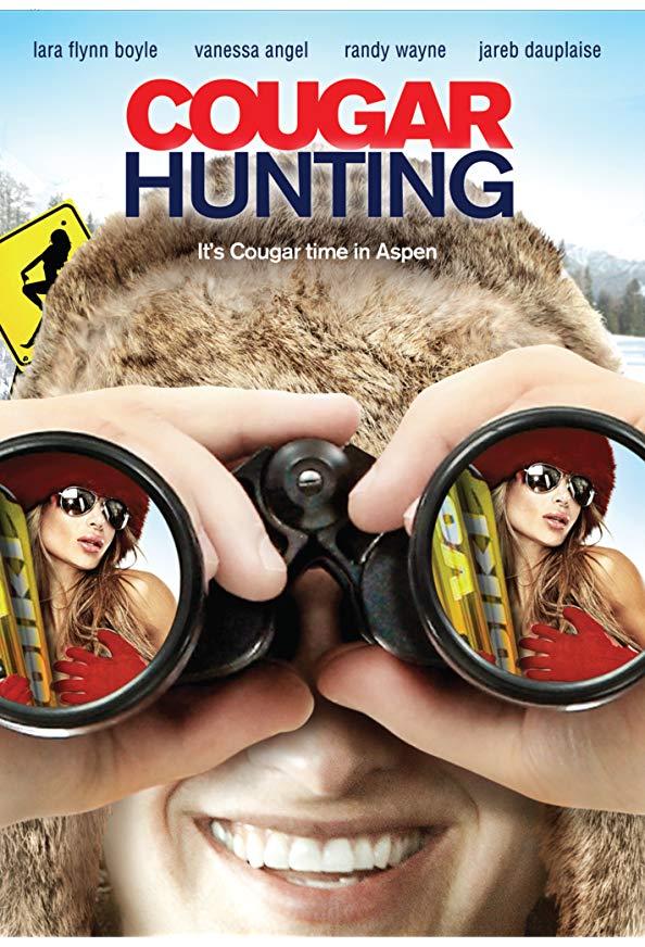 Cougar Hunting kapak