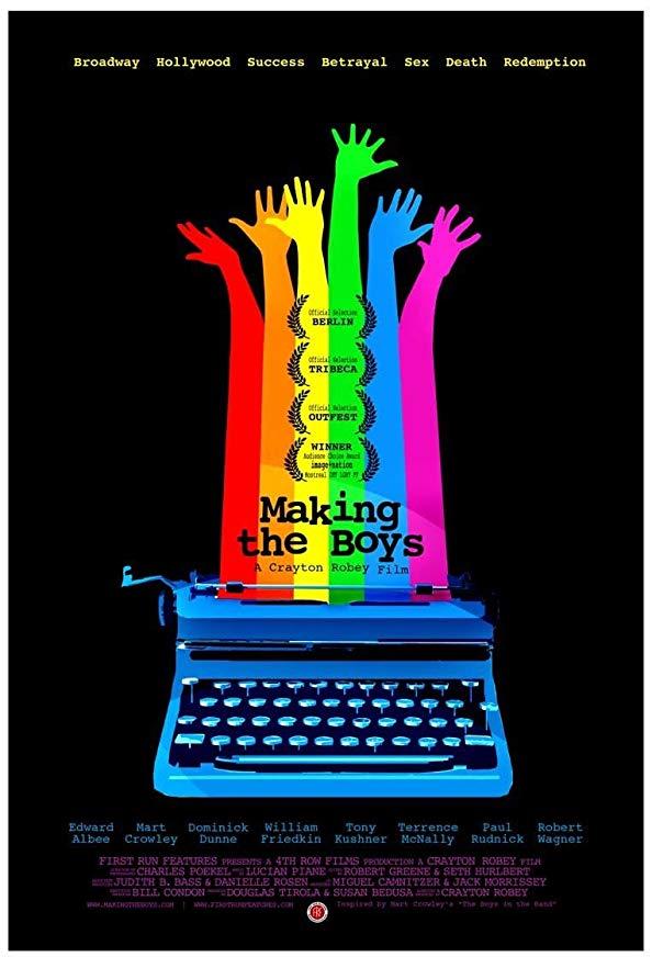 Making the Boys kapak