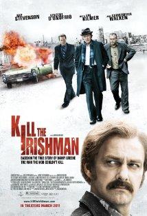 Kill the Irishman kapak
