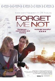 Forget Me Not kapak