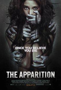 The Apparition kapak