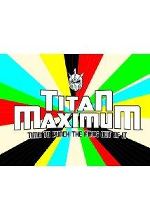 Titan Maximum kapak