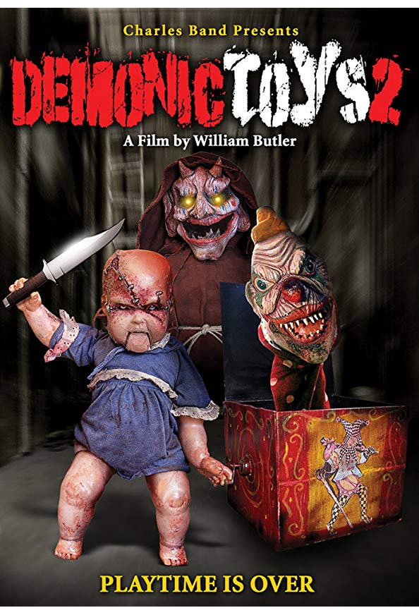 Demonic Toys: Personal Demons kapak