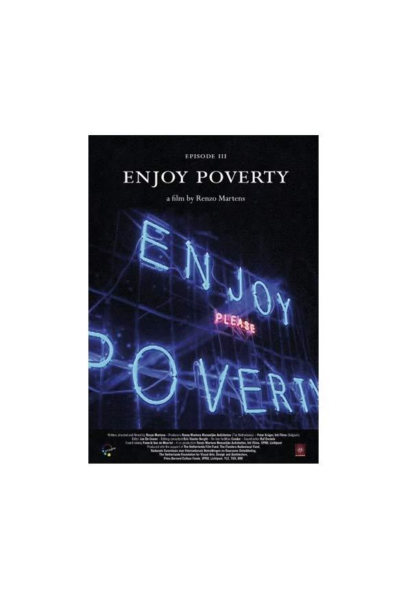 Episode 3: 'Enjoy Poverty' kapak