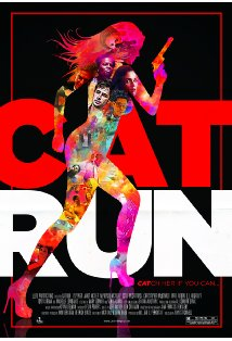 Cat Run kapak