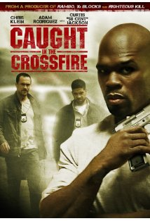 Caught in the Crossfire kapak