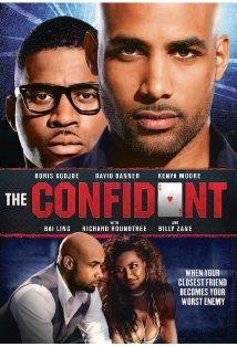 The Confidant kapak