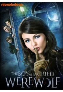 The Boy Who Cried Werewolf kapak