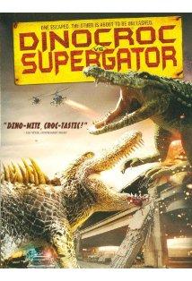 Dinocroc vs. Supergator kapak