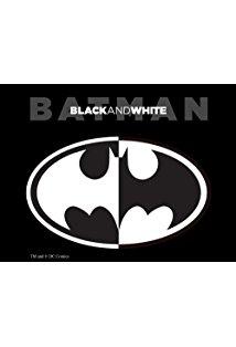 Batman: Black and White kapak