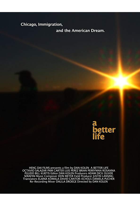 A Better Life kapak