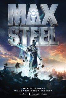 Max Steel kapak