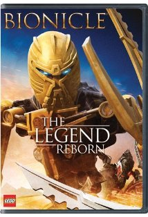 Bionicle: The Legend Reborn kapak