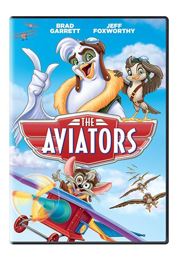 The Aviators kapak