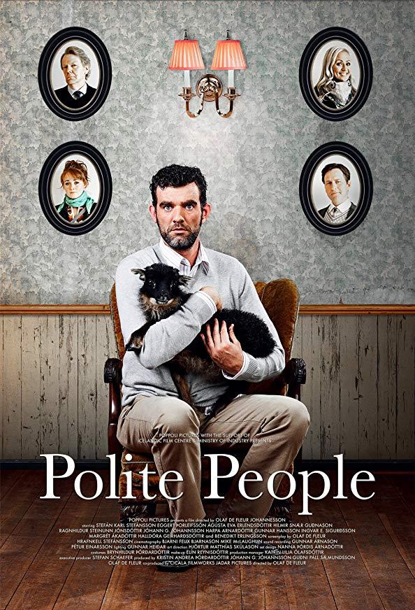 Polite People kapak