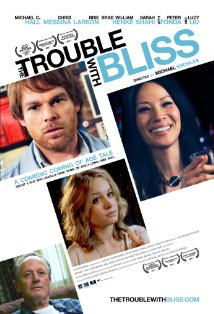 The Trouble with Bliss kapak