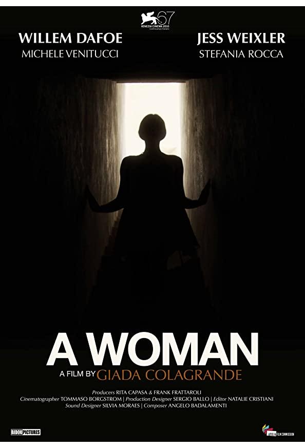 A Woman kapak