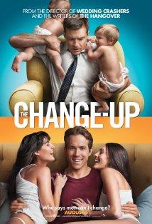 The Change-Up kapak