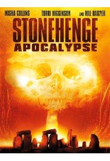 Stonehenge Apocalypse kapak