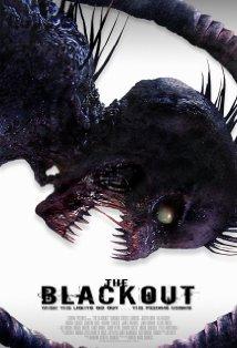 The Blackout kapak