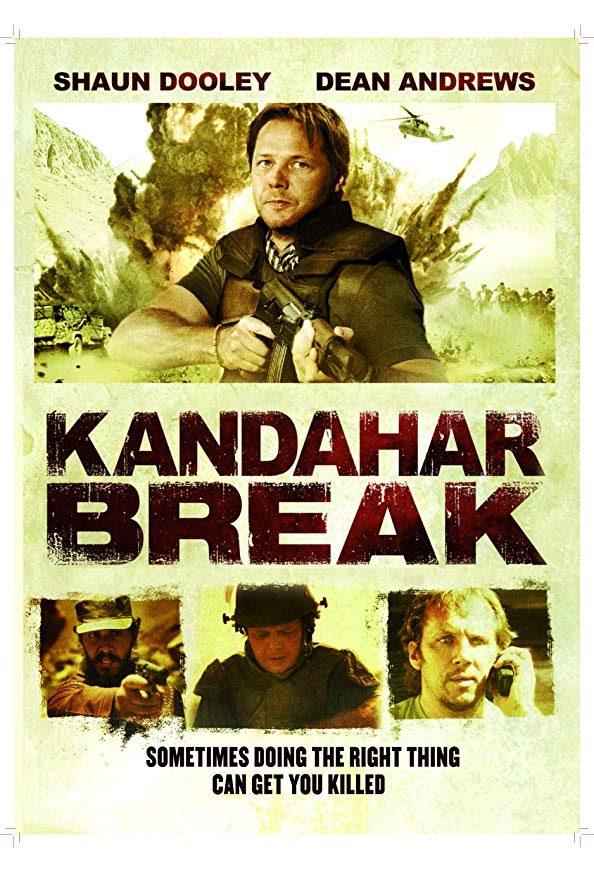 Kandahar Break: Fortress of War kapak