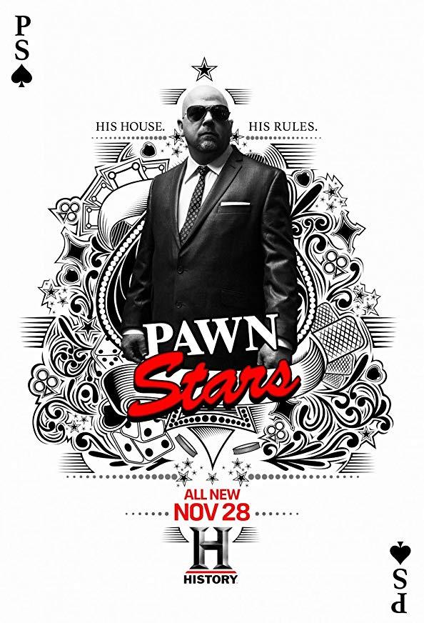 Pawn Stars kapak