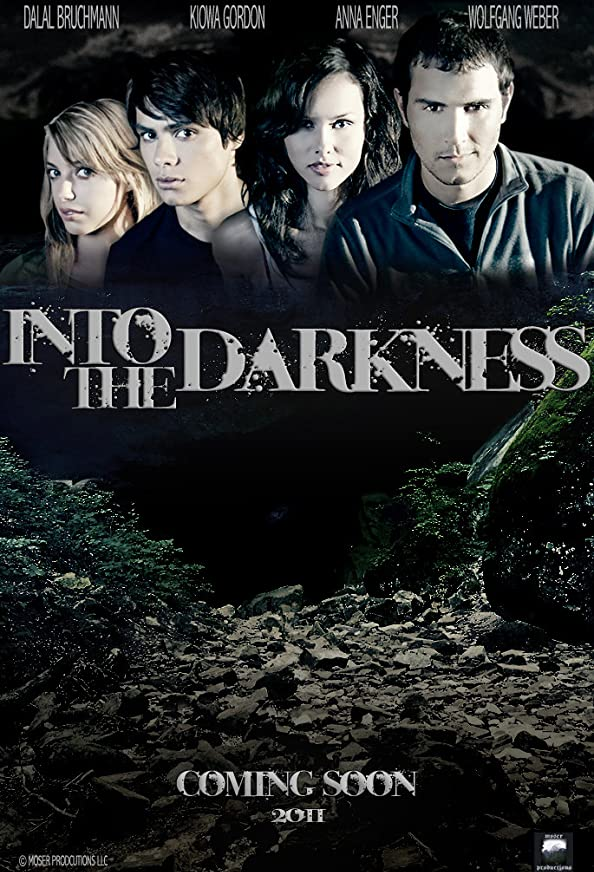 Into the Darkness kapak