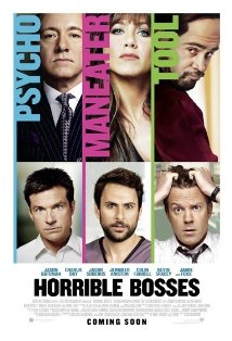 Horrible Bosses kapak