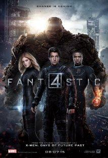 Fantastic Four kapak