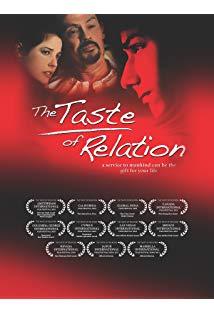 The Taste of Relation kapak