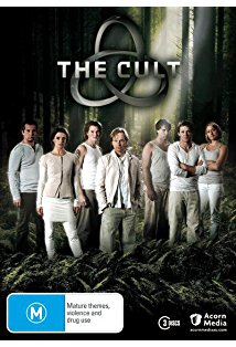 The Cult kapak