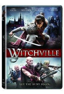 Witchville kapak