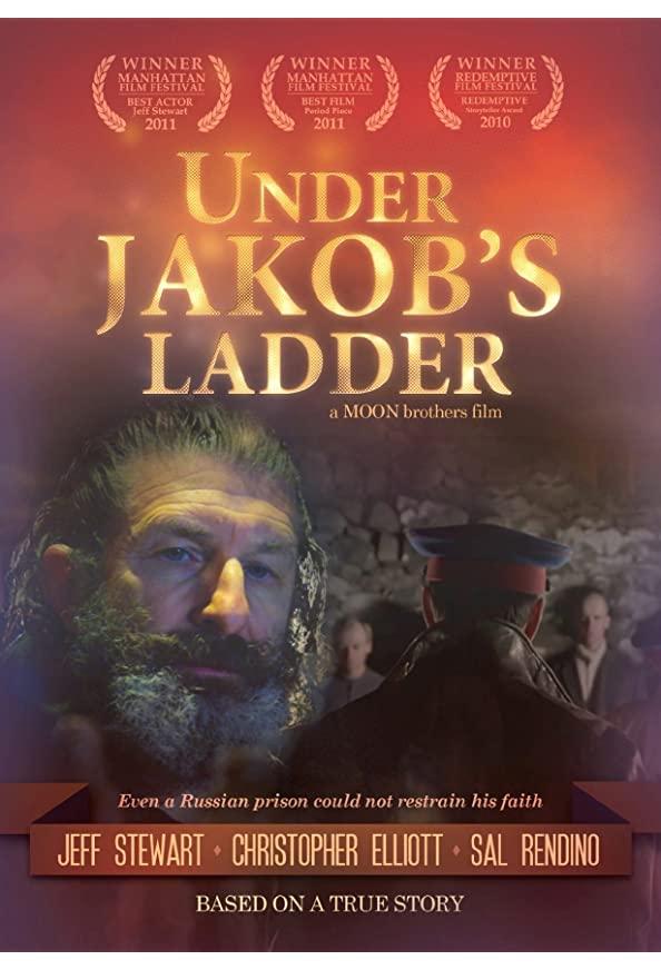 Under Jakob's Ladder kapak