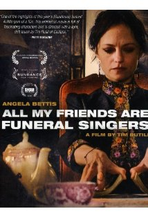 All My Friends Are Funeral Singers kapak