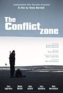 The Conflict Zone kapak
