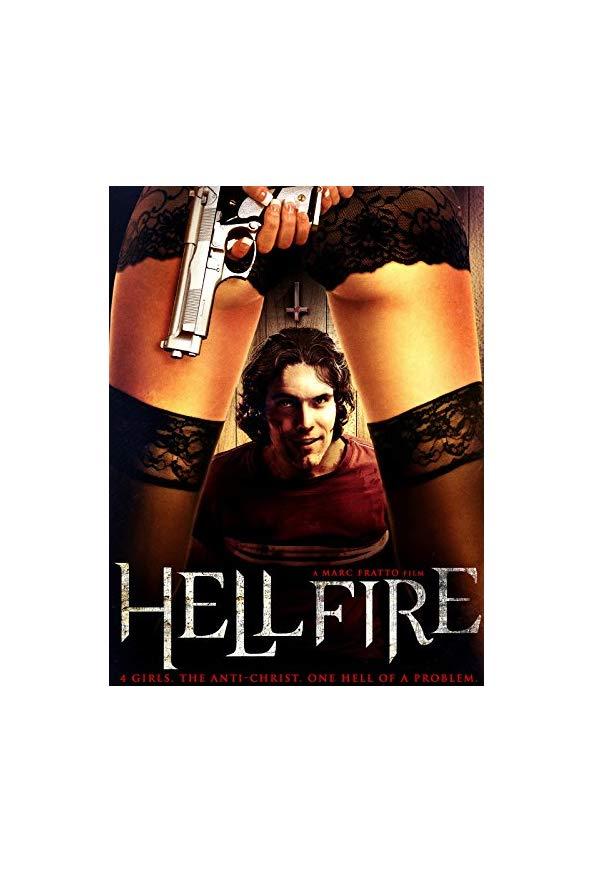 Hell Fire kapak