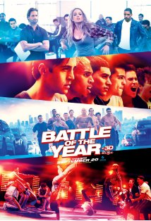 Battle of the Year kapak