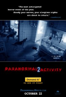 Paranormal Activity 2 kapak